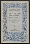 The death of Noble Godavary ; and, Gottfried Künstler